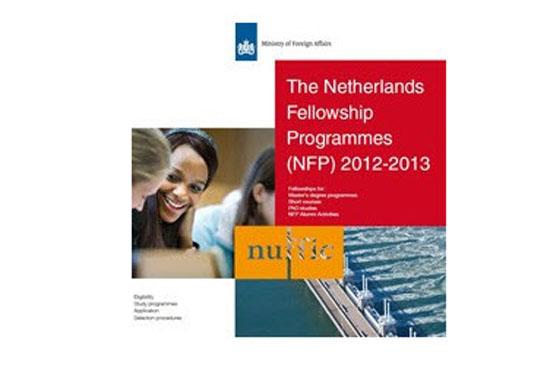 Netherlands Fellowship Programmes (NFP) 2012-2013