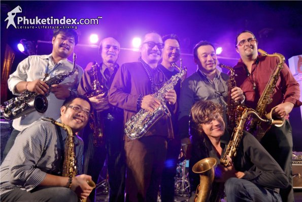 Saxophone Summit