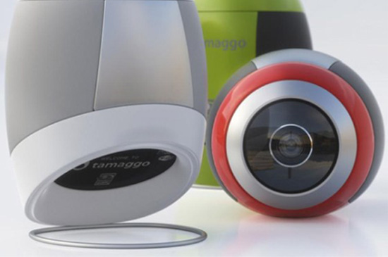 Tamaggo กล้องไข่ถ่ายรูป 360 องศา