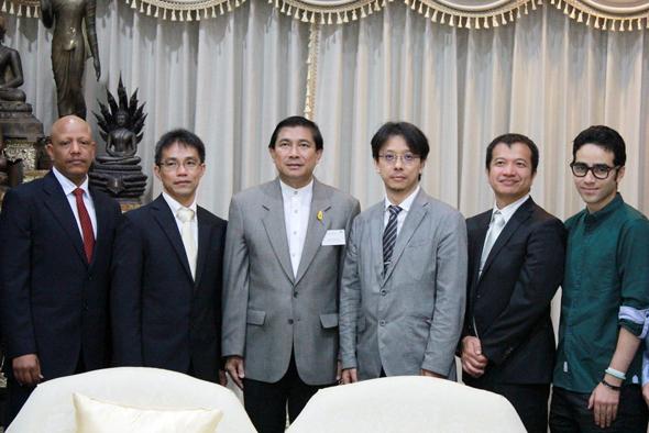 มหาวิทยาลัยโตเกียว ดูงานเกษตรกรรมและอาหารจังหวัดภูเก็ต