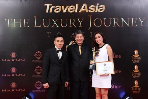 โรงแรม เจดับบลิว แมริออท ภูเก็ต รีสอร์ท แอนด์ สปา ได้รับรางวัลให้เป็น1ใน5โรงแรมสำหรับครอบครัวที่ดีที่สุดในเอเชียจากผู้อ่าน NOW Travel  Asia