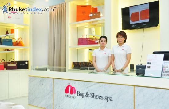 Momoko Bag and Shoes Spa