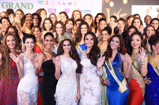 Miss Grand International 2015
