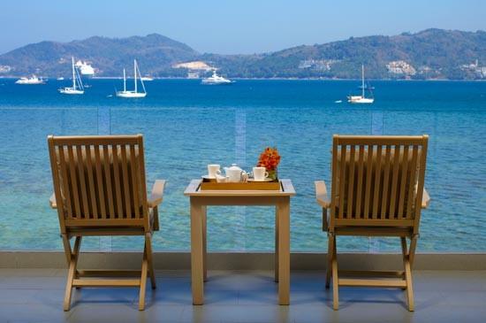 Amari Phuket Superior Ocean View Balcony
