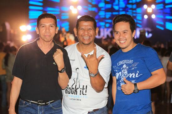 มันส์กันสุดเหวี่ยง Rock It! For Phuket FC