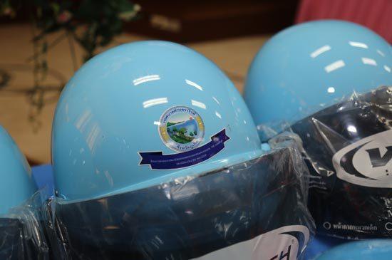 ทต.ราไวย์ จัดโครงการอบรมระเบียบวินัยจราจรและรณรงค์สวมหมวกนิรภัย 100 เปอร์เซ็นต์ ประจำปีงบประมาณ 2559