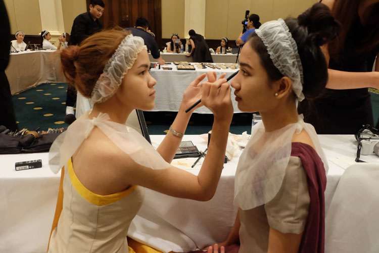 โรงแรม โซฟิเทล กระบี่ โภคีธรา กอล์ฟ แอนด์ สปา รีสอร์ท ร่วมกับ NARS Cosmetics ร่วมสนับสนุนให้สตรีมีความมั่นใจในการทำงานในวันสตรีสากลปี 2560