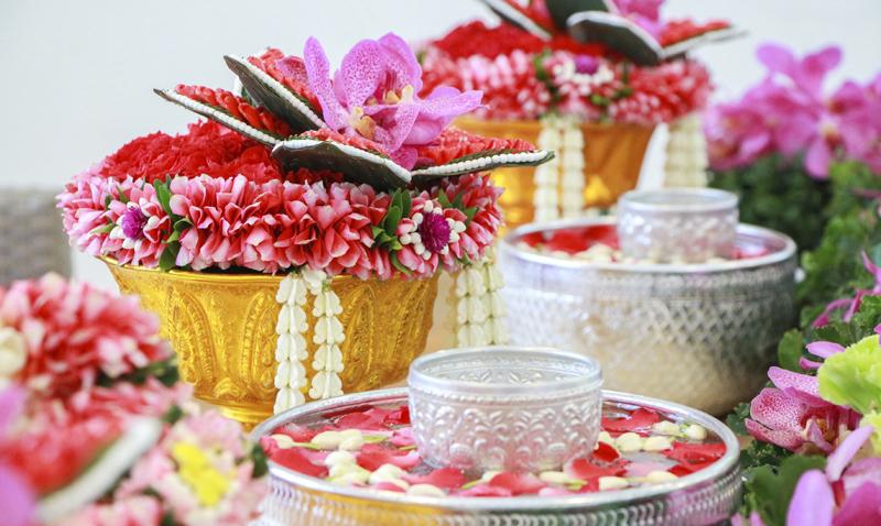 ฉลองเทศกาลสงกรานต์กับบุฟเฟ่ต์อาหารไทยสี่ภาคที่อมารี ภูเก็ต