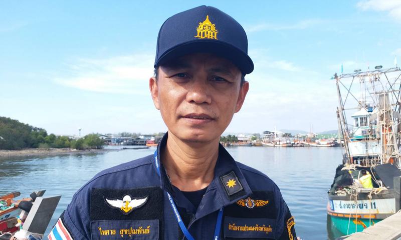 ผู้ประกอบการเรือประมง จังหวัดภูเก็ต แสดงความดีใจและขอบคุณรัฐบาล