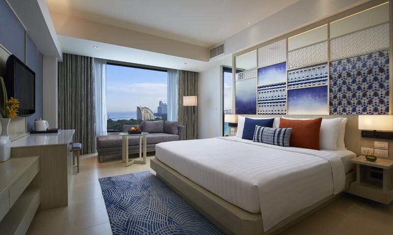 พบกับโปรโมชั่นห้องพักราคาพิเศษจากโรงแรมในเครือออนิกซ์ ฮอสพิทาลิตี้ กรุ๊ป ทั่วเอเชีย  ที่งานไทยเที่ยวไทยครั้งที่ 50