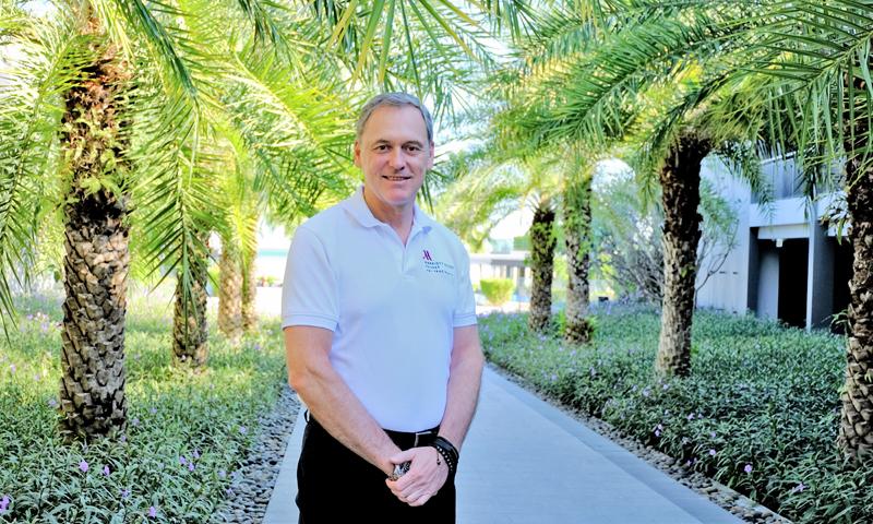 เกิร์ด คอทลอร์ซ ดำรงตำแหน่งผู้จัดการทั่วไปคนใหม่ของโรงแรม ภูเก็ต แมริออท รีสอร์ท แอนด์ สปา, ในยางบีช