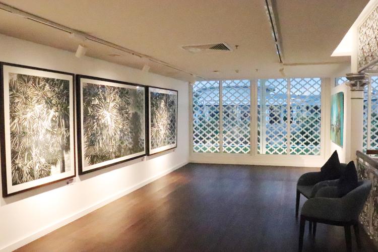"""โรงแรมรามาดา พลาซ่า เจ้าฟ้า เปิดตัวพื้นที่แสดงผลงานศิลปะ Art @ Chaofah พร้อมจัดแสดงผลงานศิลปะชุดแรกในคอนเซป """"CONTRASTS"""""""