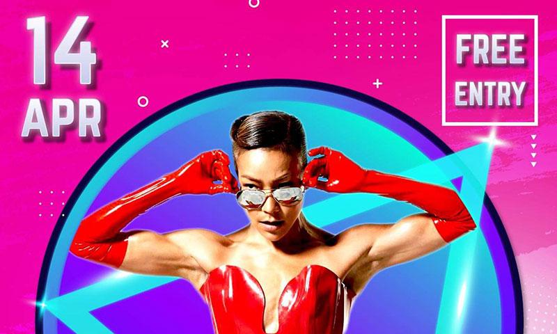 Dance & Exercise นำโดยคุณเมจิ ที่ ซาน่าบีชคลับ