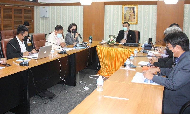อบจ.ภูเก็ต ประชุมโครงการจัดทำแผนพิมพ์เขียว (Blueprint) การศึกษา