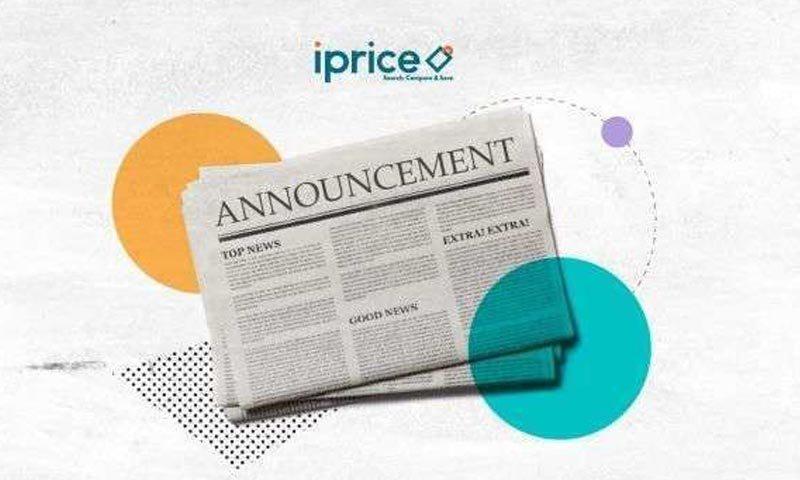 Sanook ผนึก iPrice Group เปิดหน้าเอ็กซ์คลูซีฟโปรโมชั่น จัดหนักแจกคูปอง