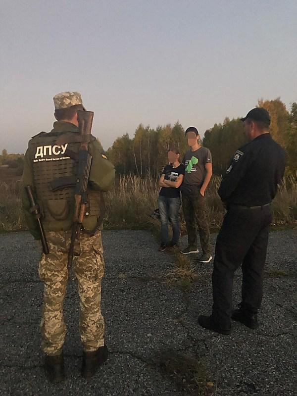 «Решили пощекотать свои нервы»: Житомирские пограничники ...