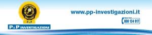 nuovo sito P & P Investigazioni