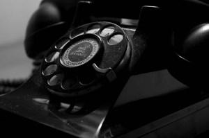 stop telefonate mute
