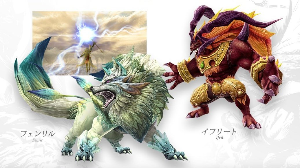 Qoo News] Mobile RPG Final Fantasy Explorers-Force is ready