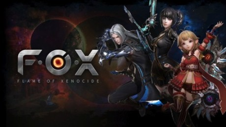 Korean mobile game FOX -Flame Of Xenocide- is coming to Japan