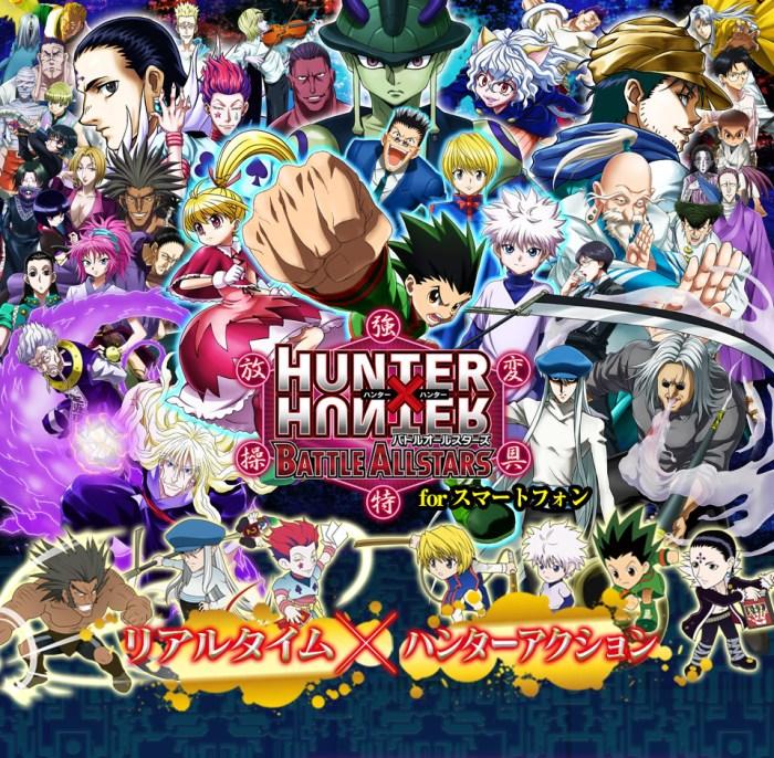hunterxhunter