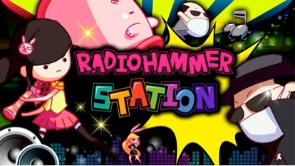 Radio Hammer Station