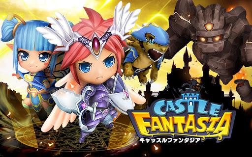 castle fantasia