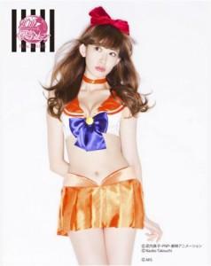 美少女戰士內衣6