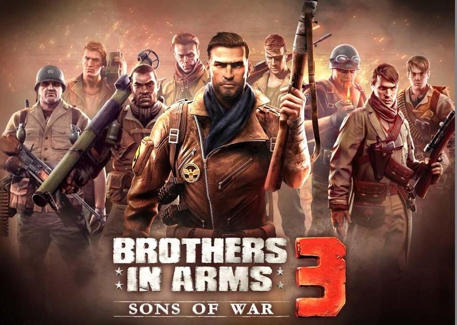 ブラザーインアームズ 3:Sons of War1