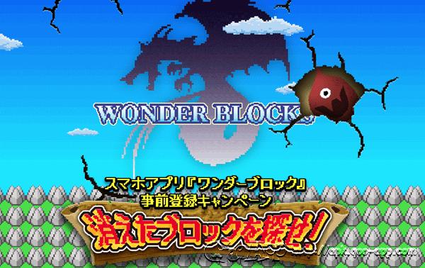 wonder block banner