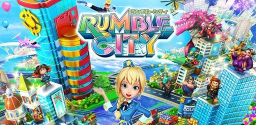Rumble City 01