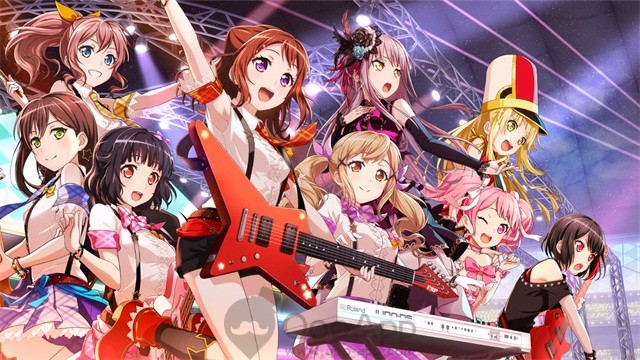 BanG Dream! Girls Band Party 01