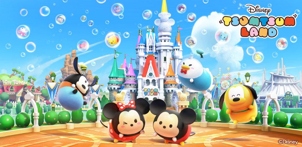 《迪士尼 TSUMTSUM LAND》