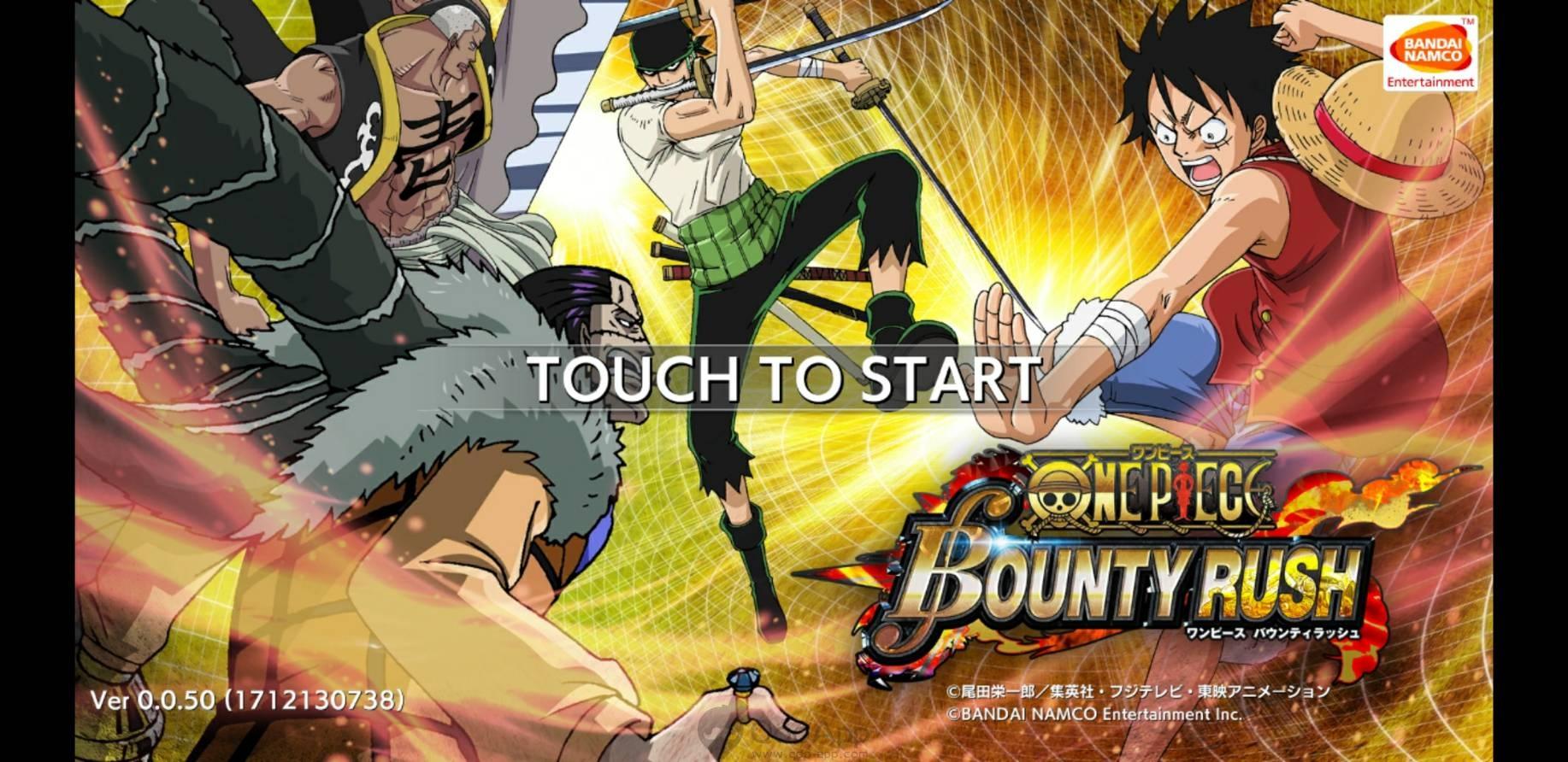 One Piece Bouncy Rush