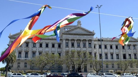uruguay, gay marriage