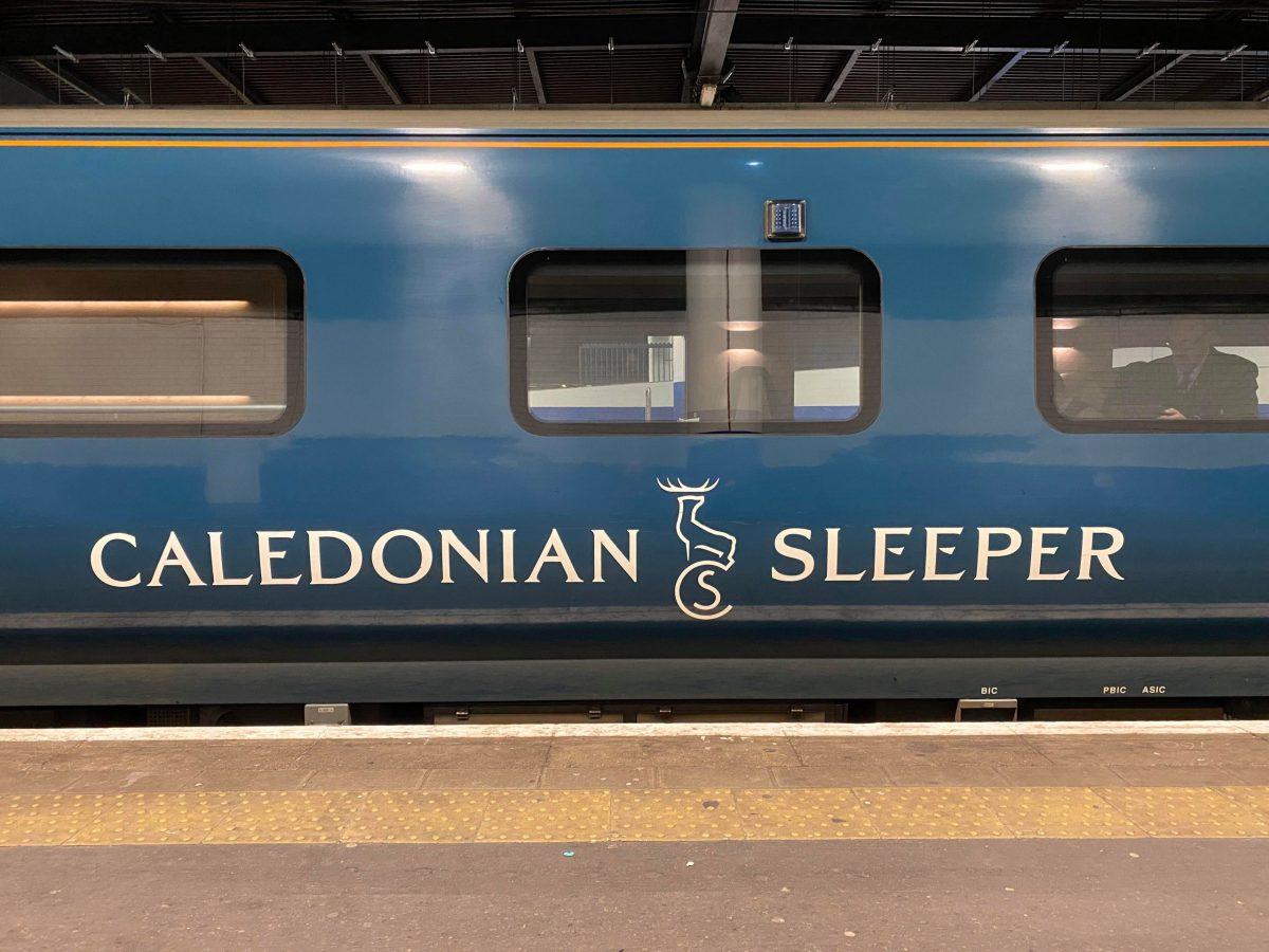 Caledonian Sleeper Review