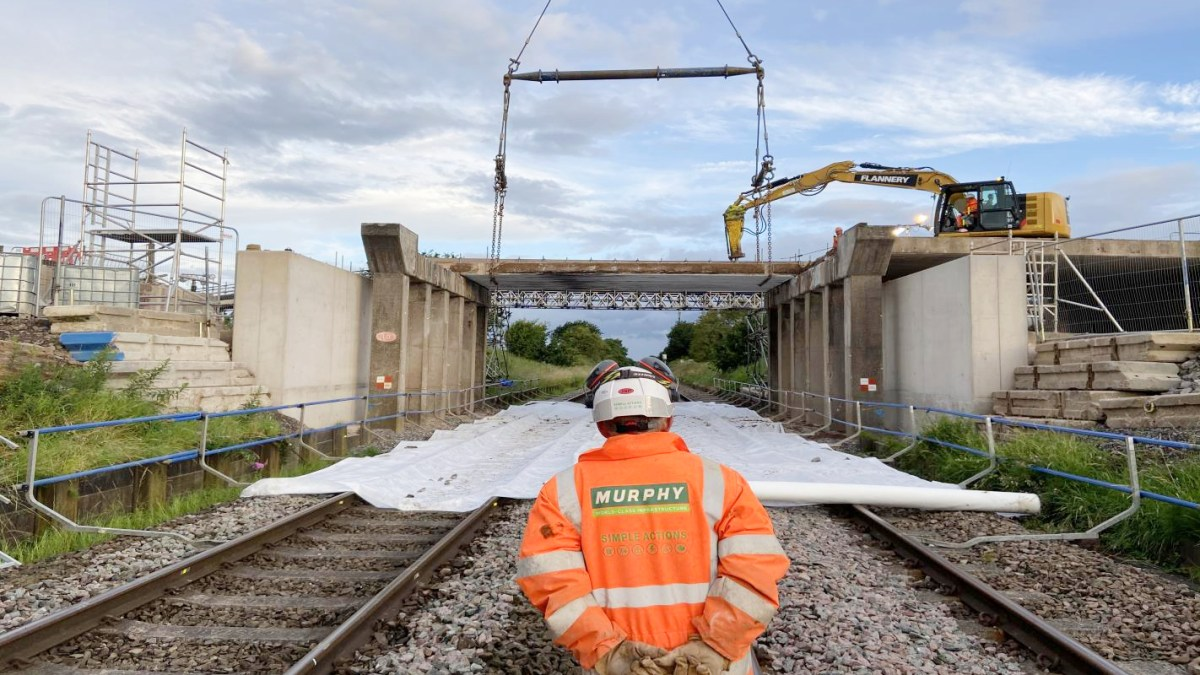 Passengers urged to check before they travel during Crewe railway bridge overhaul