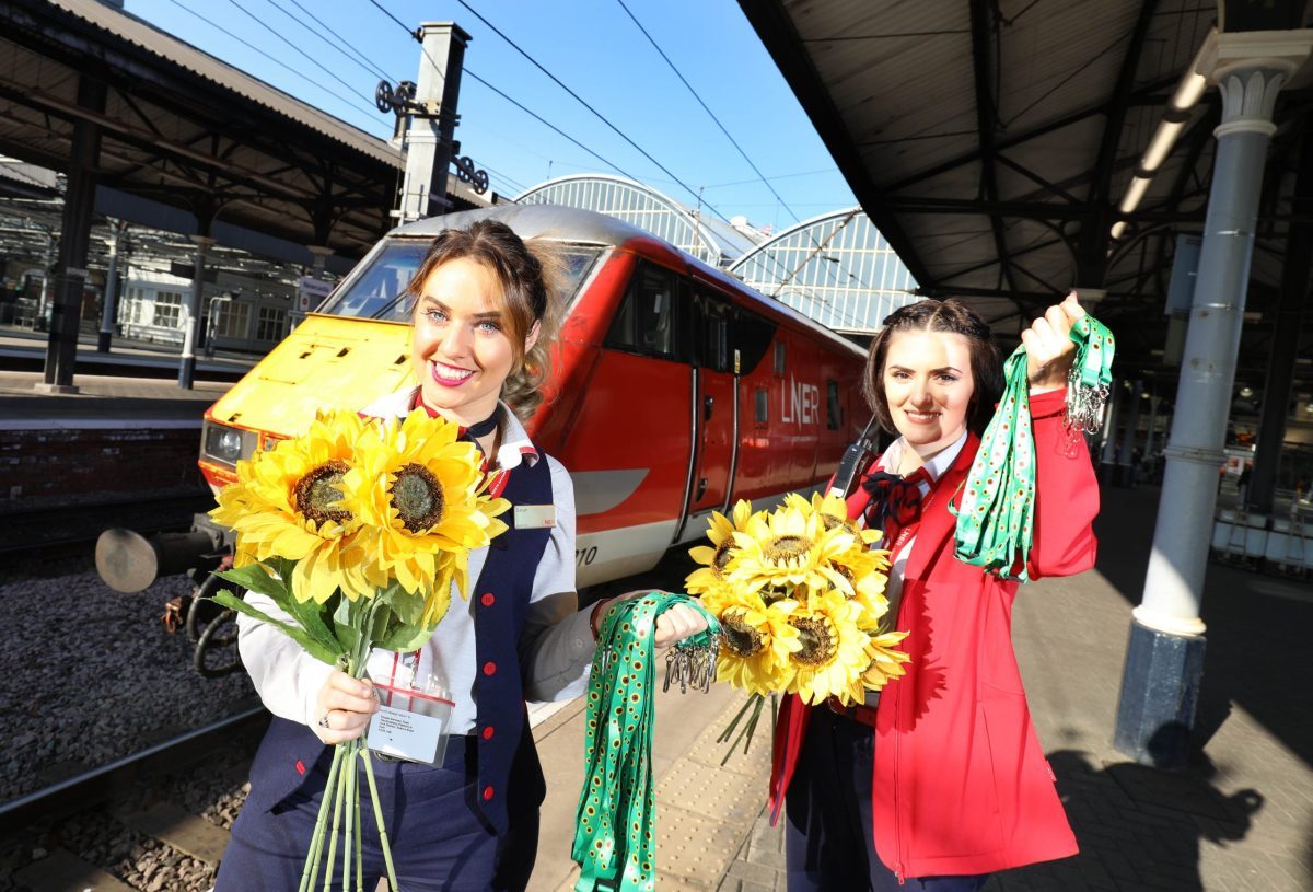 SUNFLOWER LANYARDS SMOOTH JOURNEYS FOR THOUSANDS IN FIRST YEAR