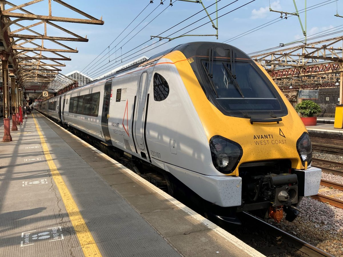 Avanti West Coast to run more services from September