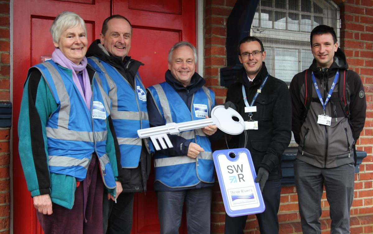 SWR's community partners recognised with national awards shortlisting