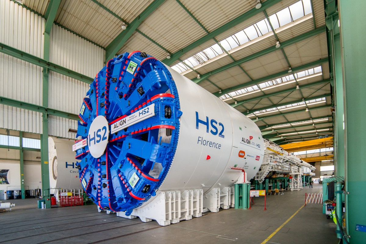 HS2 seeks switches and crossing suppliers for £150m contract