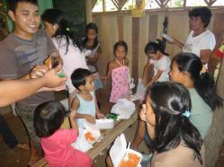 Tribal Feedings - January 2012 2