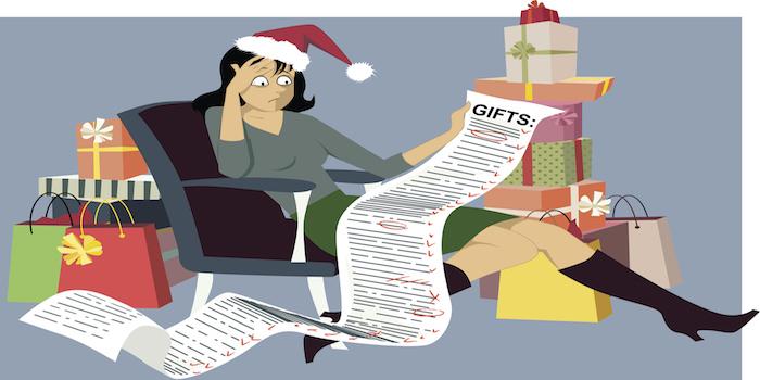 Avoid The Christmas Comedown Resized
