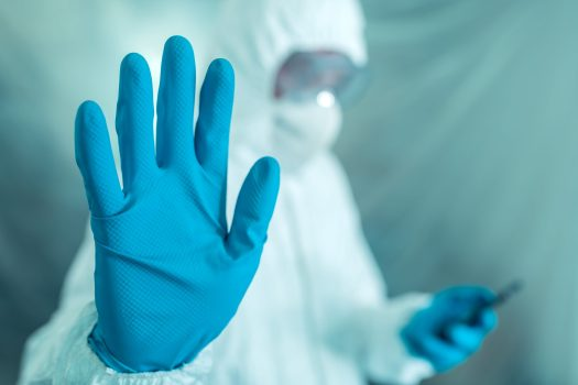 Personal Protective Equipment is Vital