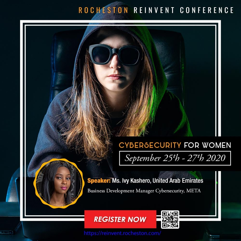 Ivy Kashero Talks on Opportunities Available for Women in Cybersecurity and Overcoming Challenges in Building Skill-sets