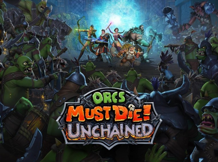 Orcs Must Die! Unchained free