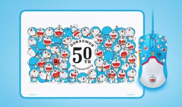Doraemon Razer collab