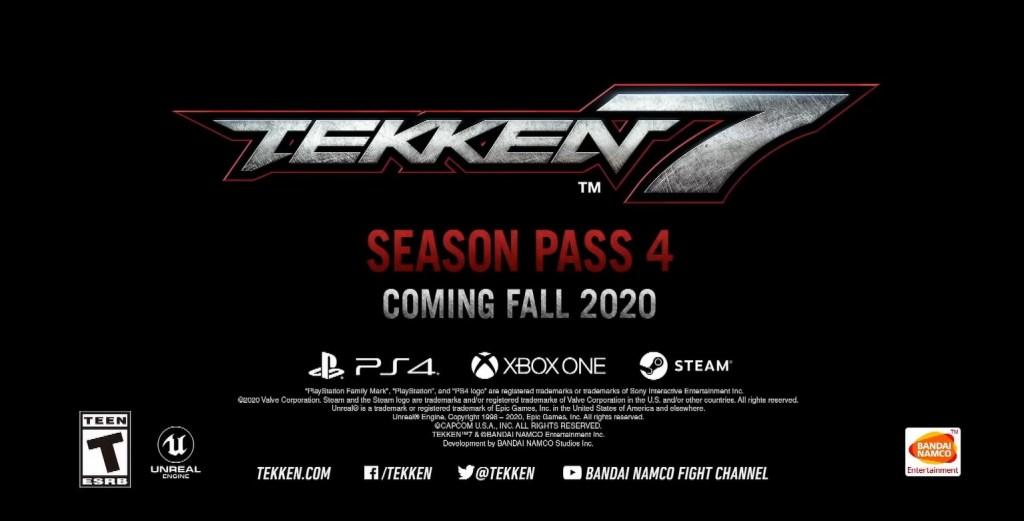 Tekken 7 Season 4 Announced Changes Rumors And More