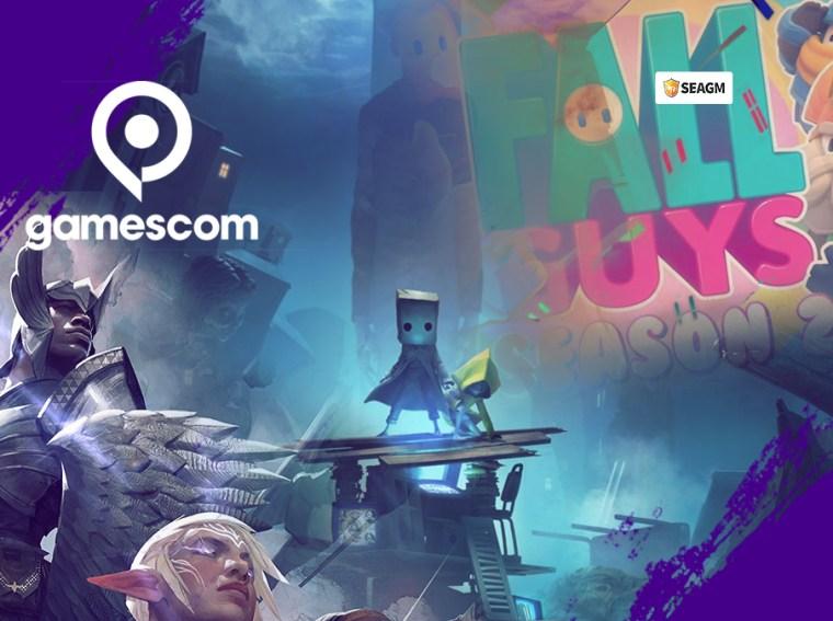 gamescom 2020 lineup