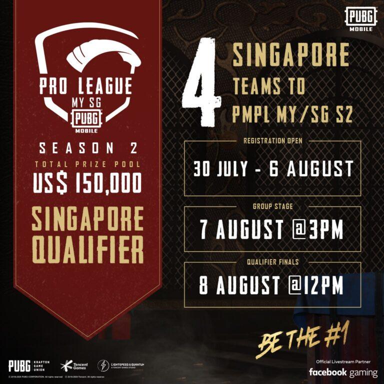 pmpl season 2 mysg singapore qualifiers